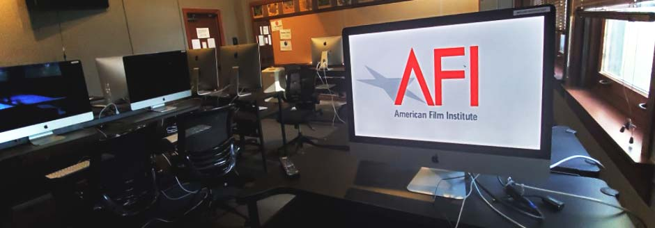 KGF Training At The American Film Institute (AFI) and the Future of Hollywood Post